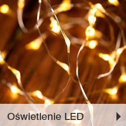 Oświetlenie światełka LED