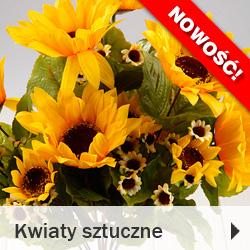 Kwiaty sztuczne sklep hurtownia